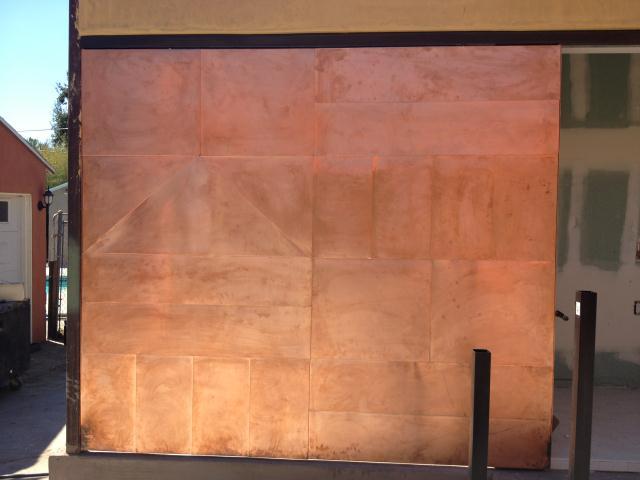 Copper Siding Sherman Oaks
